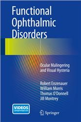 Cover Functional Ophthalmic Disorders / with online videos