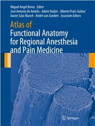 Cover Atlas of Functional Anatomy for Regional Anesthesia and Pain Medicine