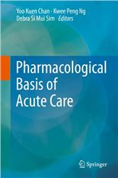 Cover Pharmacological Basis of Acute Care