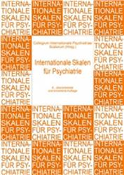 Cover Internationale Skalen für Psychiatrie
