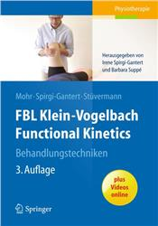 Cover FBL Klein-Vogelbach Functional Kinetics: Behandlungstechniken