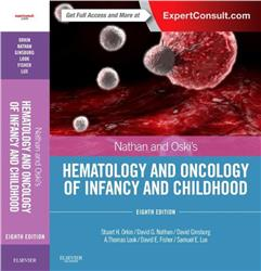 Cover Nathan & Oski's Hematology of Infancy and Childhood, 2 Volumes