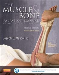 Cover The Muscle and Bone Palpation Manual / with web access