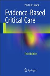 Cover Evidence-Based Critical Care