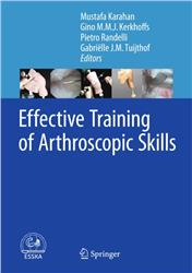 Cover Effective Training of Arthroscopic Skills