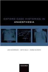 Cover Oxford Case Histories: Anesthesia