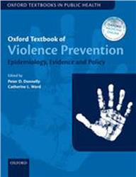 Cover Oxford Textbook of Violence Prevention