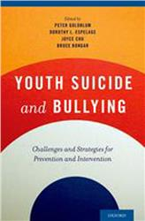 Cover Youth Suicide and Bullying