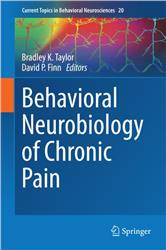 Cover Behavioral Neurobiology of Chronic Pain