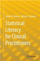 Cover Statistical Literacy for Clinical Practitioners