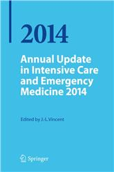 Cover Annual Update in Intensive Care and Emergency Medicine 2014
