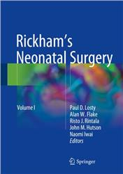 Cover Rickham's Neonatal Surgery - 2 Vol.
