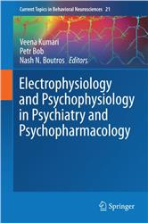 Cover Psychophysiology and Electrophysiology in Psychopharmacology