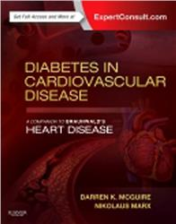 Cover Diabetes in Cardiovascular Disease: A Companion to Braunwald's Heart Disease