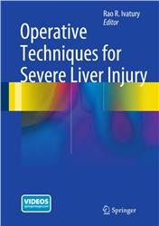 Cover Operative Techniques for Severe Liver Injury