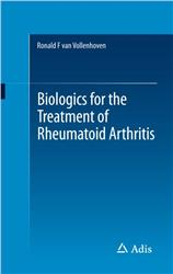 Cover Biologics for the Treatment of Rheumatoid Arthritis