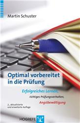 Cover Optimal vorbereitet in die Prüfung