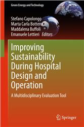Cover Improving Sustainability During Hospital Design and Operation