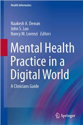 Cover Mental Health Practice in a Digital World