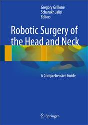 Cover Robotic Surgery of the Head and Neck