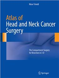 Cover Atlas of Head and Neck Cancer Surgery