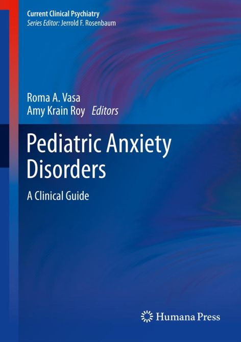 Pediatric Anxiety Disorders / softcover