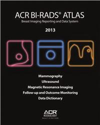 Cover ACR BI-RADS Atlas