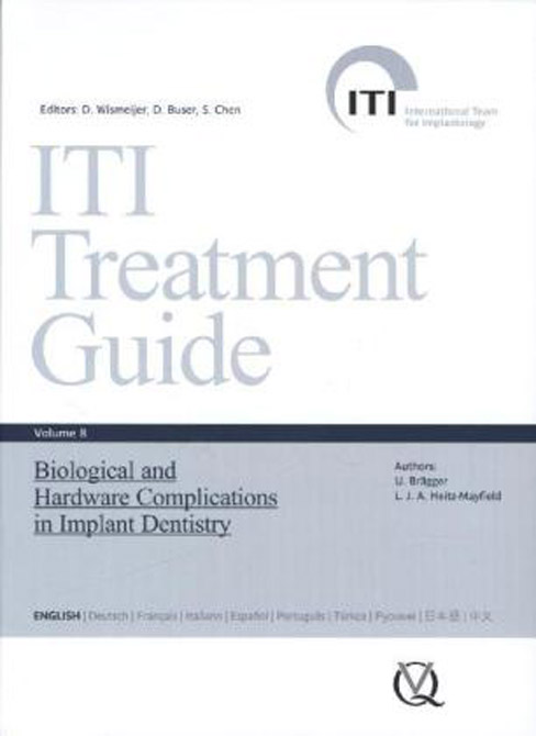 ITI Treatment Guide Volume 8