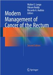 Cover Modern Management of Cancer of the Rectum