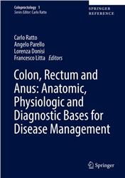 Cover Colon, Rectum and Anus: Anatomic, Physiologic and Diagnostic Bases for Disease Management