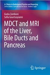 Cover MDCT and MRI of the Liver, Bile Ducts and Pancreas