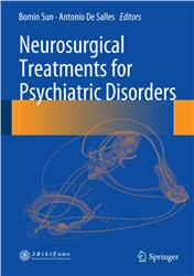 Cover Neurosurgical Treatments for Psychiatric Disorders