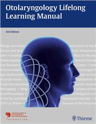 Cover Otolaryngology Lifelong Learning Manual