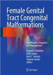 Cover Female Genital Tract Congenital Malformations