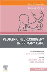 Cover Pediatric Clinics of North America