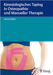Cover Kinesiologisches Taping in Osteopathie und Manueller Therapie
