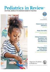 Cover Pediatrics in Review