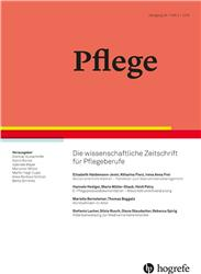 Cover Pflege