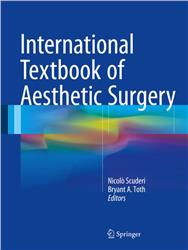 Cover International Textbook of Aesthetic Surgery