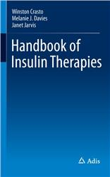 Cover Handbook of Insulin-Based Therapy