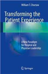 Cover Transforming the Patient Experience