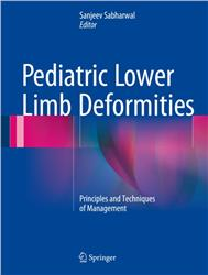 Cover Pediatric Lower Limb Deformities