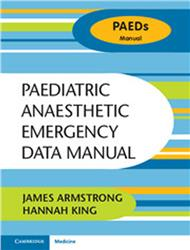 Cover Paediatric Anaesthetic Emergency Data Manual