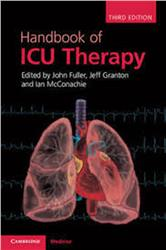 Cover Handbook of ICU Therapy