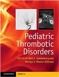 Cover Pediatric Thrombotic Disorders