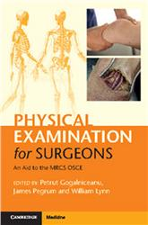 Cover Physical Examination for Surgeons