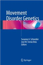 Cover Movement Disorder Genetics