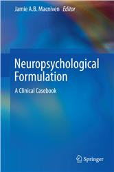 Cover Neuropsychological Formulation