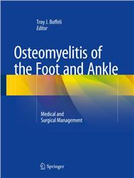 Cover Osteomyelitis of the Foot and Ankle