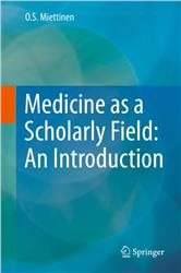 Cover Medicine as a Scholarly Field